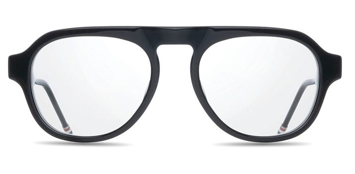 Thom Browne Glasses in London black glasses