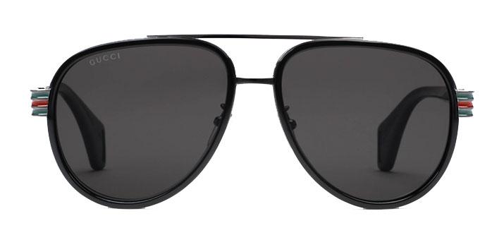 Gucci Glasses in London Aviator