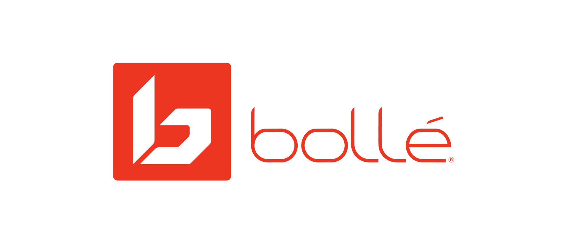 bolle sunglasses london logo in red